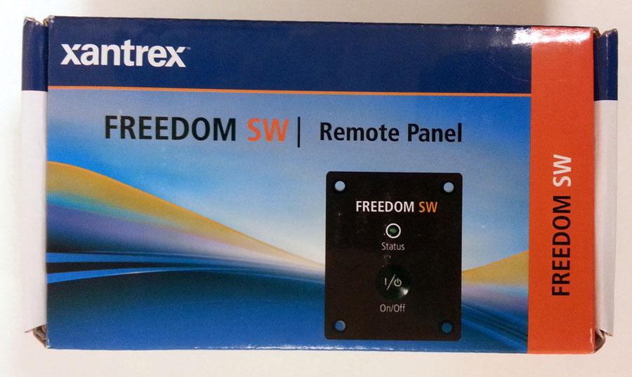 Xantrex Freedom SW On//Off Remote Panel,