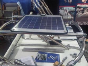 Ganz Gsp 30 Marine Grade Solar Panel E Marine Systems
