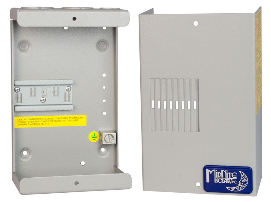 Midnite Solar Bigbabybox Small Breaker Box