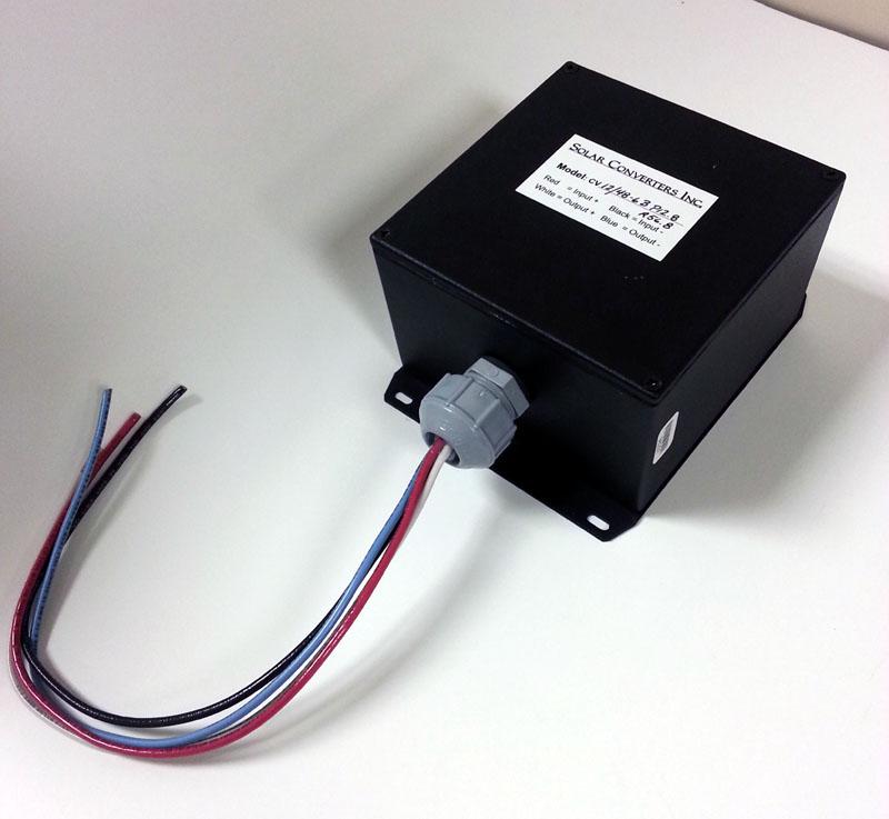 Solar Boost Converter 12 48v