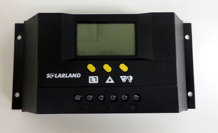 Solarland 30a Solar Charge Controller Slc Gp3024 E