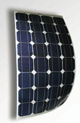 Solbian 125w Flexible Solar Panel Cp125 E Marine Systems