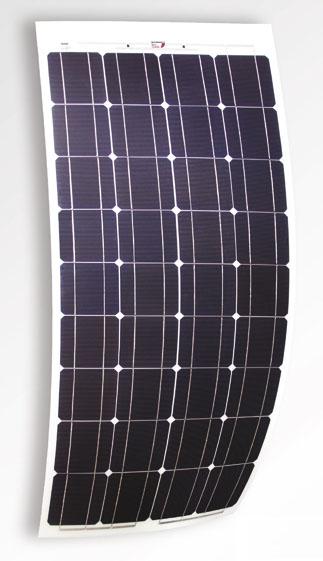 Solbian Sp140l 144w Marine Grade Solar Panel