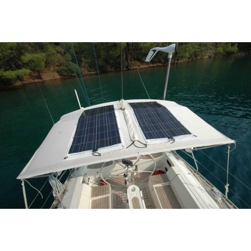 Solbian Sp125jb 125w Marine Grade Solar Panel