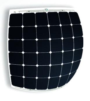 Solbian Sp112q 112w Marine Grade Solar Panel