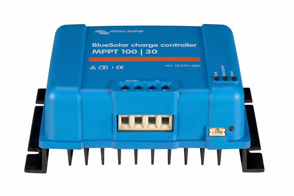 Victron Energy Bluesolar Mppt 100 30 Charge Controller 12
