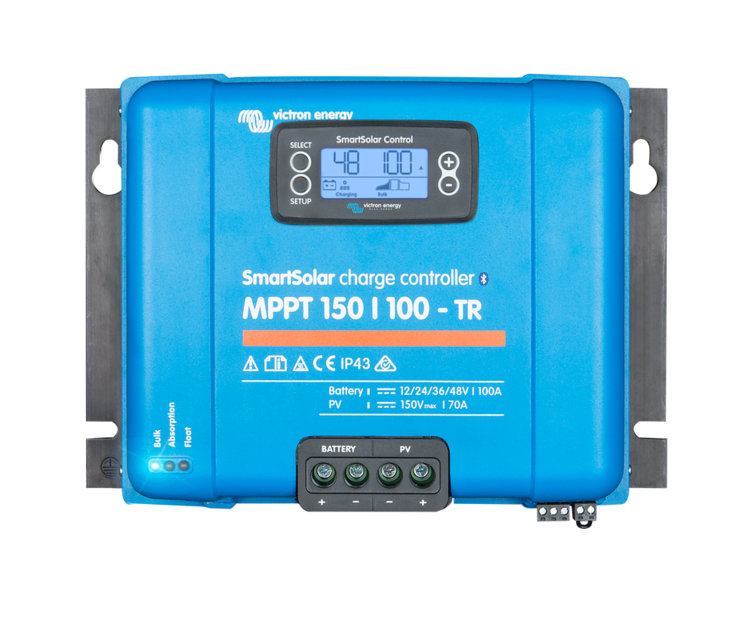 Victron Energy Smartsolar Mppt 150 100 Charge Controller