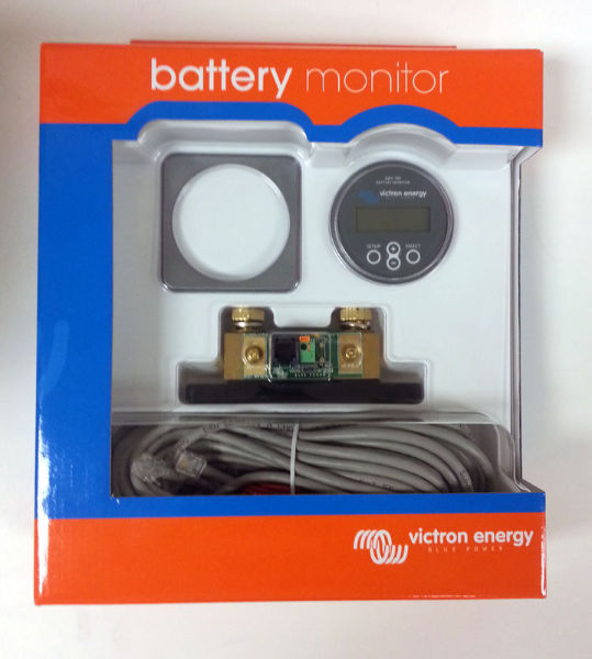 BMV-700 Victron Energy Battery Monitor