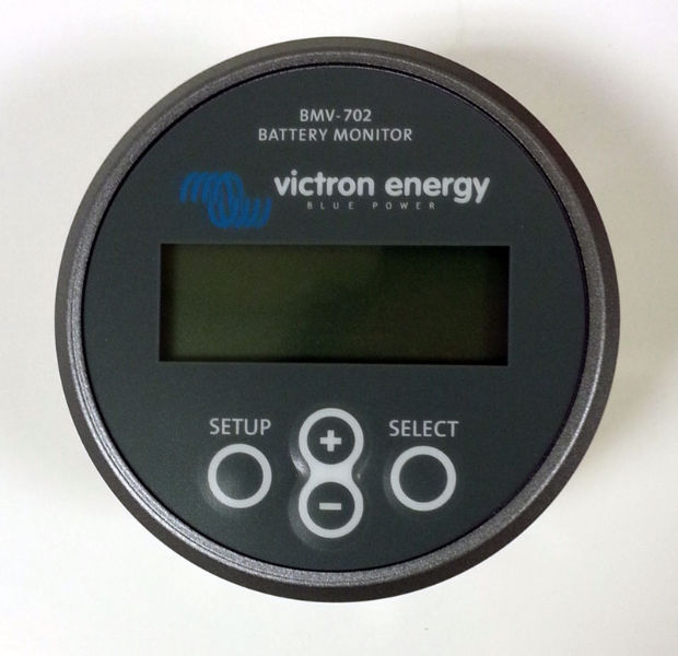State Of Charge Battery Monitor : Victron battery monitor bmv dual bank e marine systems