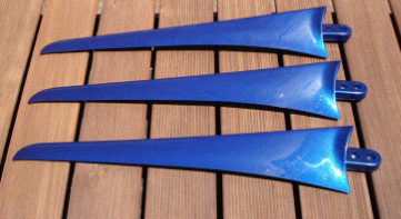 Silentwind Power Blue Blades