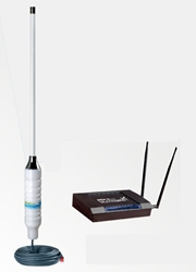 Silentwind Web-Catcher Wi-Fi Antenna Kit 12.5 dBi w/20m LAN cable Silentwind, Web-Catch, Wi-Fi Antenna 12.5 dBi