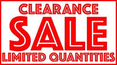 Clearance Items Clearance Items, renewable energy products, discounted solar products
