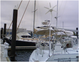 Wind Generator Performance and Ratings confusing for a Sailboat?