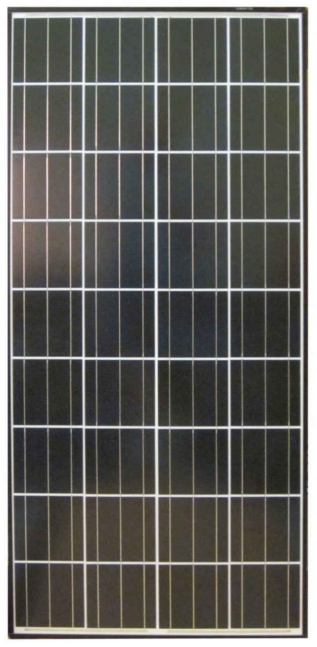 Kyocera 140 Watt 12 Volt Solar Panel Fixed Frame (Refurb) KD140SX-UPU, Kyocera, 140 Watt Solar Panel