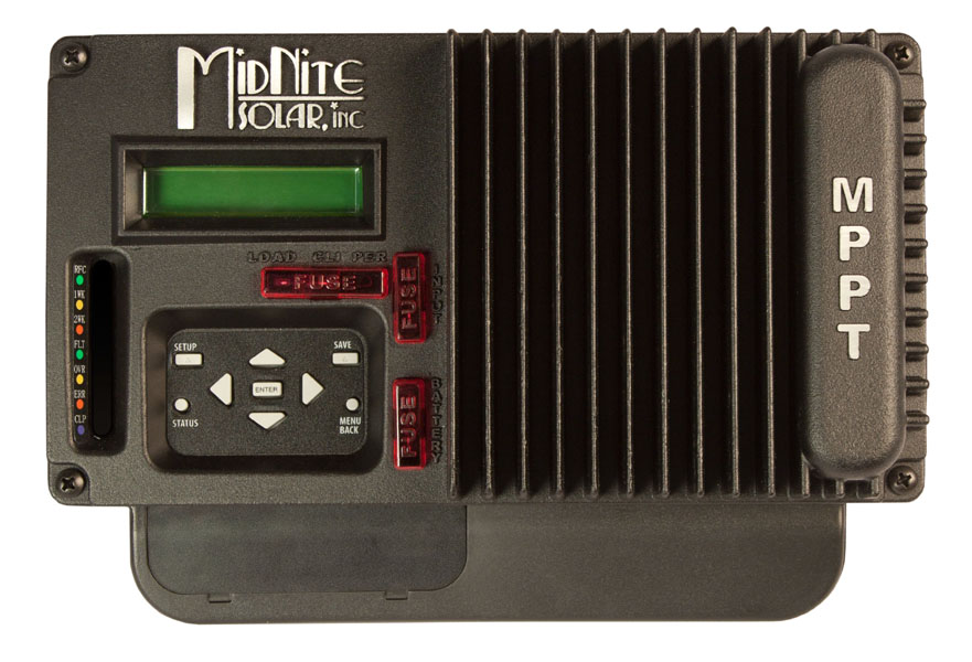 MidNite Solar KID Charge Controller - CCM01027