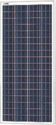 Solarland 160W 12V Fixed Frame with Junction Box Solarland, SLP160-12,  160021203, 160W, solar panel, Solar Energy, Renewable Energy, 12 Volt, Fixed Frame Marine Solar Panel, PV, Sun panel