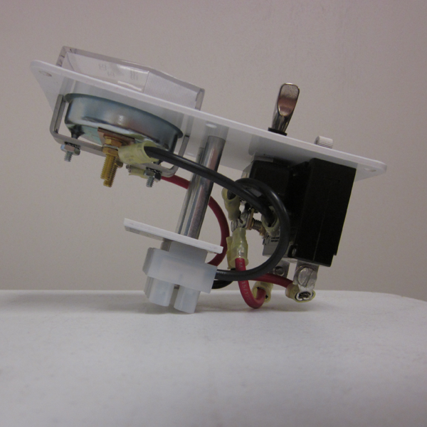 E Marine E10 Control Panel With Analog Meter Ele51375a
