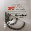 GFO Packing, 1/4 in.(6 mm) 2 foot gfo, PACKING,GFO,STUFFING BOX,GORE, GORE TEX, GFO, STUFFING BOX PACKING,