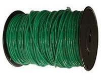 #10 Green Single Marine grade wire