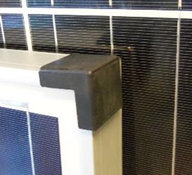 Solar Panel Corner Protector
