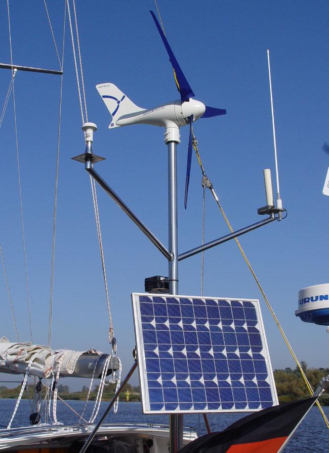 Silentwind 24v Wind Generator