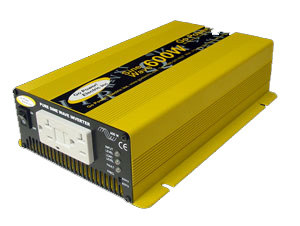 Go Power 600 watt 12V sine wave inverter Go Power, Inverter, Power Inverter, GP-SW600-12