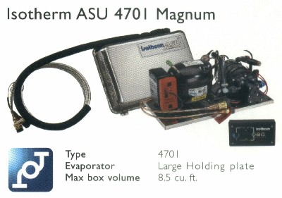 Isotherm 4701 ASU Magnum Sea Water System
