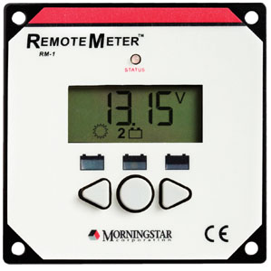 SunSaver Remote Digital Meter