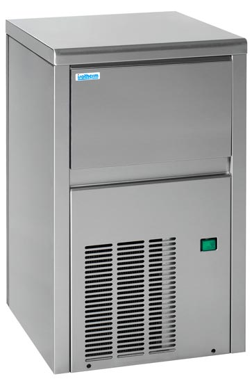 Isotherm Ice Maker By Isotherm 230v 50hz Stainless Steel
