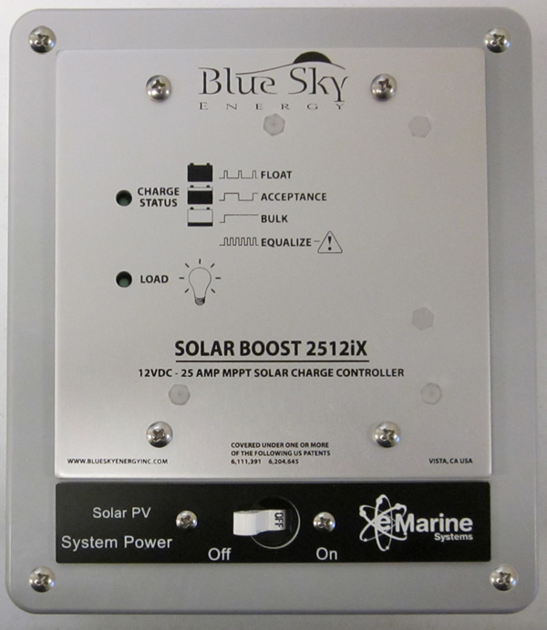 e30 Package Blue Sky 2512 12V-25A 350W Solar