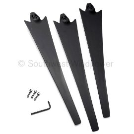 Replacement Blades for Air Breeze (Marine & Land) and Air 40 (Black color) 2-ARBR-101, Air Breeze Blades, Air40 Blades, Air 40 Blades, next generation air breeze blade