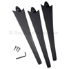 Replacement Blades for Air Breeze (Marine & Land) and Air 40 (Black color)