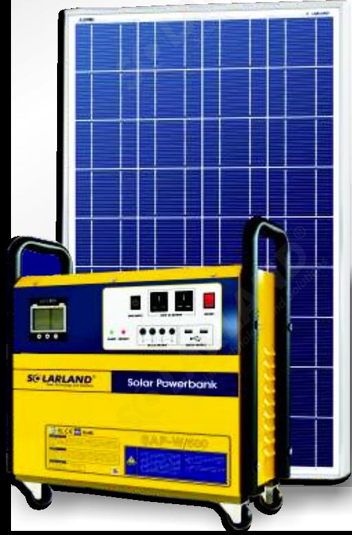 solarland solar ac powerbank 600w spb aw 100 600 e. Black Bedroom Furniture Sets. Home Design Ideas