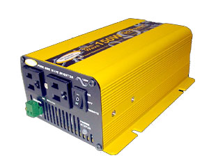 Go Power 150 watt 12V sine wave inverter Go Power, Inverter, Power Inverter, GP-SW150-12