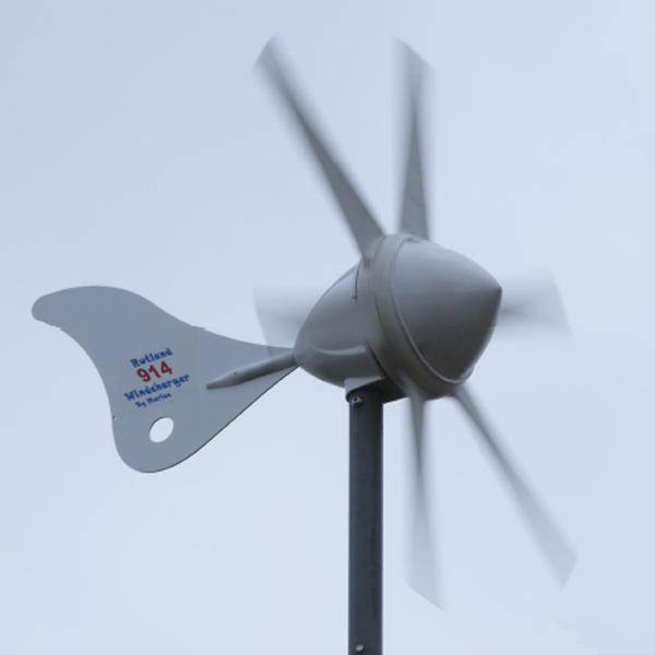 Rutland 914i Micro Wind Turbine 24v With Hrsi Controller