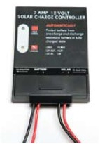 7 Amp Charge Controller