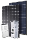 4 KW Backup Grid Tie Kit with Solar