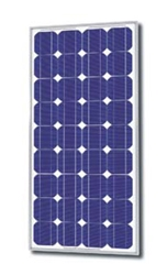 Solarland 85W Fixed Frame GE Extended GE, Solarland, 85 watt, solar panel, SLP085-12M, GE Extended