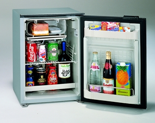 Isotherm CR42 Isotherm CR42, CR42 built-in fridge, built-in refrigerator