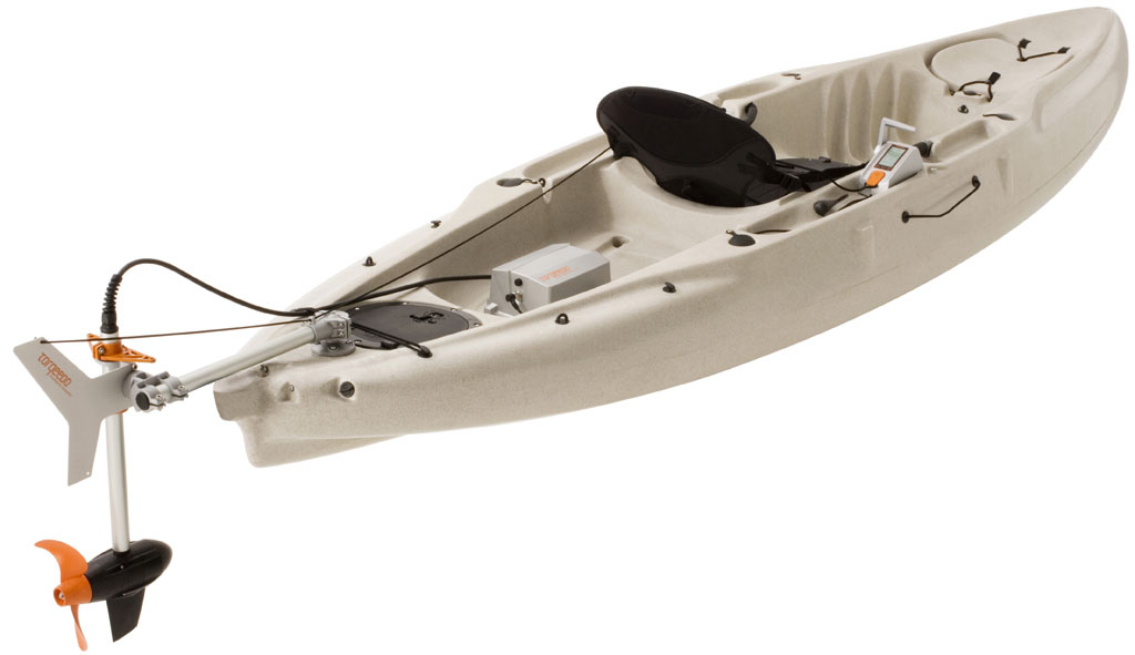 Torqeedo ultralight 403 electric outboard 1403 00 e for Outboard motor for canoe