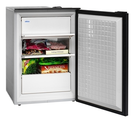 Isotherm CR90 Freezer DC LT SW Black Door & Panel 3 sided Black