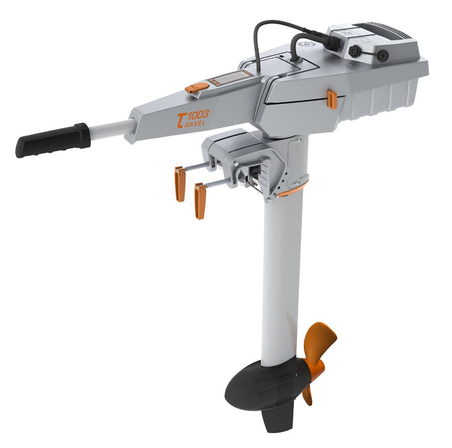 ... Torqeedo Travel 1003 Electric Outboard 1142 00 1143 00 - EDT01142 ...