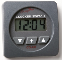 CruzPro CS60 Quad Clocked Switch CS60 Switch, CruzPro CS60 Quad Clocked, CruzPro Round CS60