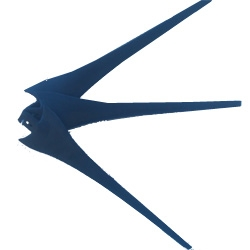 Replacement Blades for Air 403 Marine (Black Only) 3-CMBP-1022-02, Air 403 Blades, southwest windpower, wind turbine blade