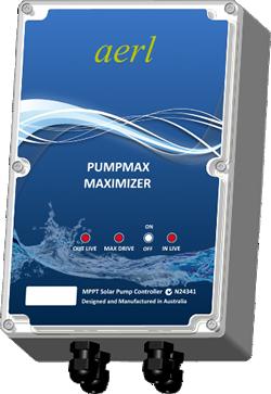 Aerl Pumpmax 20a 180v 3 Hp Mppt Solar Pump Controller Phv180