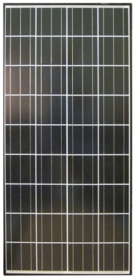 Kyocera 140 Watt 12 Volt Solar Panel Fixed Frame - SOK50140