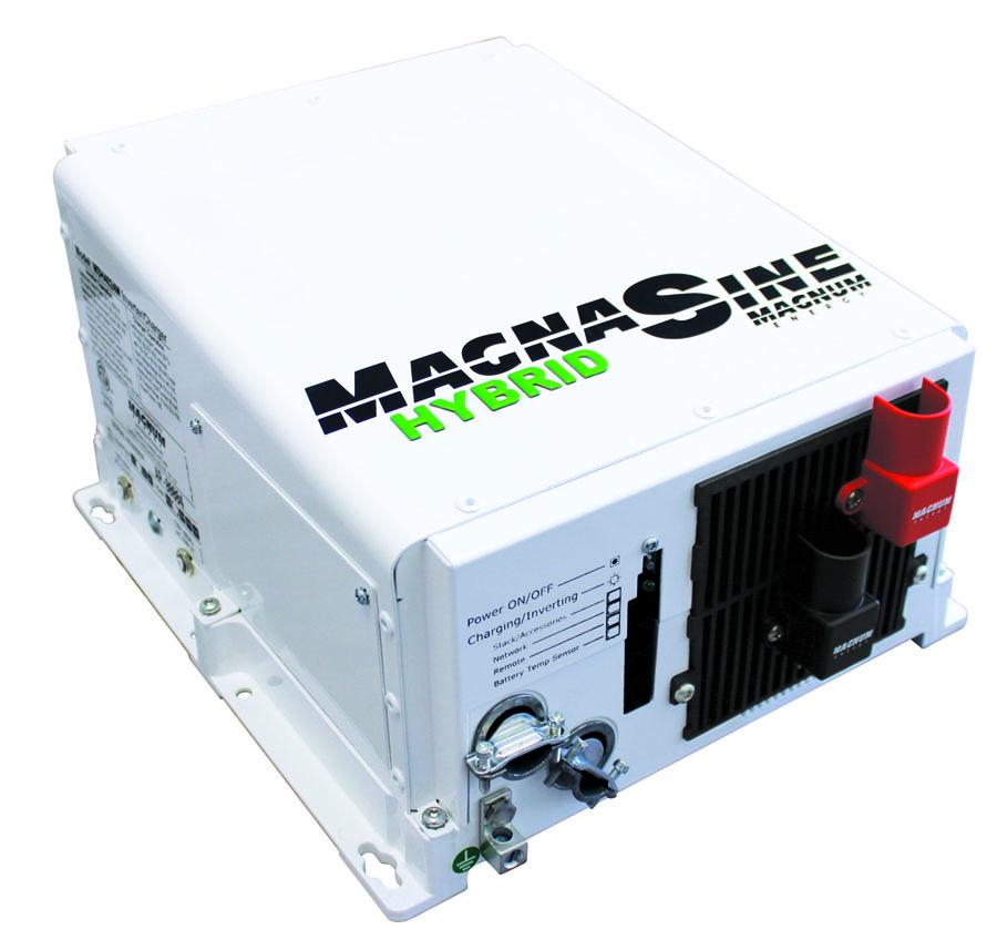 Magnum Msh M Magnasine Hybrid Series Inverters E Marine