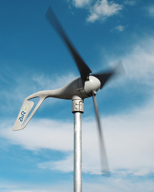Air40 Wind Turbine air40, air 40, 1-AR40-10-12, 1-AR40-10-24, 1-AR40-10-48, wind generator, airbreeze,  SOUTHWEST WIND POWER, Southwest Windpower, Wind Turbine, Wind generator, Wind Mill, Marine wind turbine, marine wind generator, marine wind mill