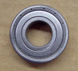 Face Bearing - Shielded Face Bearing,  Face Casting Bearing Shielded, 3-CABR-1001, 6201 ZZ Shielded Face Casting Bearing
