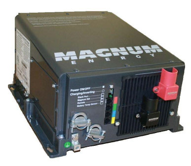 Magnum RD2212 2200W 12V Modified Sine Wave Inverter Charger 110A Magnum RD2212, modified sine wave inverter, magnum inverter, magnum charger